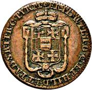 1 Pfennig - Friedrich Wilhelm von Westphalen – obverse