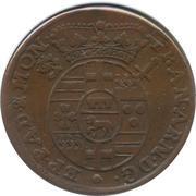 6 Pfennig - Franz Arnold von Metternich – obverse