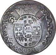 4 Pfennig - Franz Arnold von Metternich – obverse