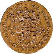 1 Pfennig - Wilhelm Anton von Asseburg – obverse