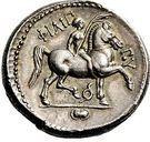 Tetradrachm - Philip II – reverse