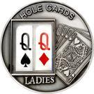 1 Dollar (Hole Cards - Ladies) – reverse