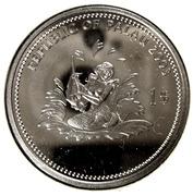 1 Dollar (Napoleon Fish) – obverse