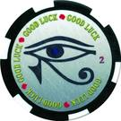 1 Dollar (Eye of Horus) – reverse