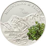 5 Dollars (Mount Tyree) -  reverse