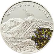 5 Dollars (Mount Logan) -  reverse