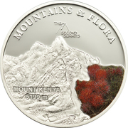 5 Dollars (Mount Kenya) -  reverse