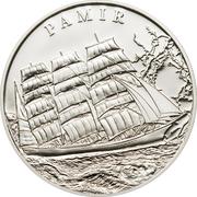 5 Dollars (Pamir) -  reverse