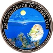 1 Dollar (Independence) – reverse