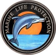 1 Dollar (Bottle-Nose Dolphin) – reverse