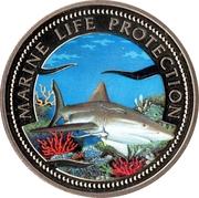 1 Dollar (Shark) – reverse