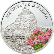 5 Dollars (Matterhorn) -  reverse
