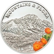 5 Dollars (Mont Blanc) -  reverse