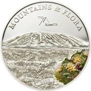 5 Dollars (Kilimanjaro) -  reverse