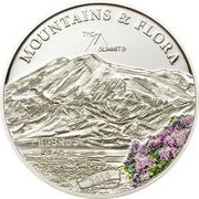 5 Dollars (Elbrus) -  reverse