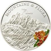 5 Dollars (Carstensz Pyramid) -  reverse