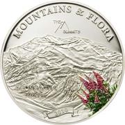 5 Dollars (Aconcagua) -  reverse