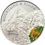 5 Dollars (Eiger) -  reverse