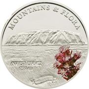 5 Dollars (Ayers Rock) -  reverse