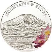 5 Dollars (Mount Fuji) -  reverse