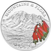5 Dollars (Chimborazo) -  reverse
