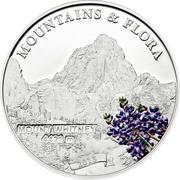 5 Dollars (Mount Whitney) -  reverse
