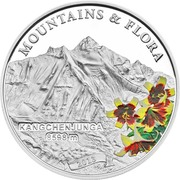 5 Dollars (Kangchenjunga) -  reverse