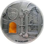 10 Dollars (Hagia Sophia) -  obverse
