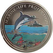 1 Dollar (Swordfish) – reverse