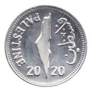 1 Pound (Silver) – obverse