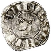 Dinero - Alfonso I (Pamplona) – reverse