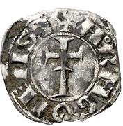 Dinero - Alfonso I (Pamplona) – obverse