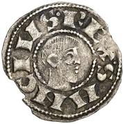 Dinero - Sancho V (crude bust) – reverse