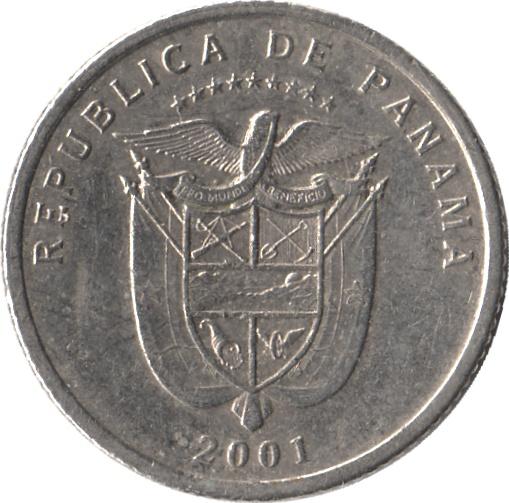 1996 panama coin value