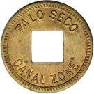 1 Cent (Palo Seco Leprosarium) – obverse