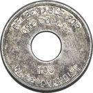 1 Dollar (Palo Seco Leprosarium) – reverse