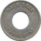 50 Cents (Palo Seco Leprosarium) – obverse