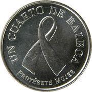 ¼ Balboa (Breast Cancer Awareness) – reverse