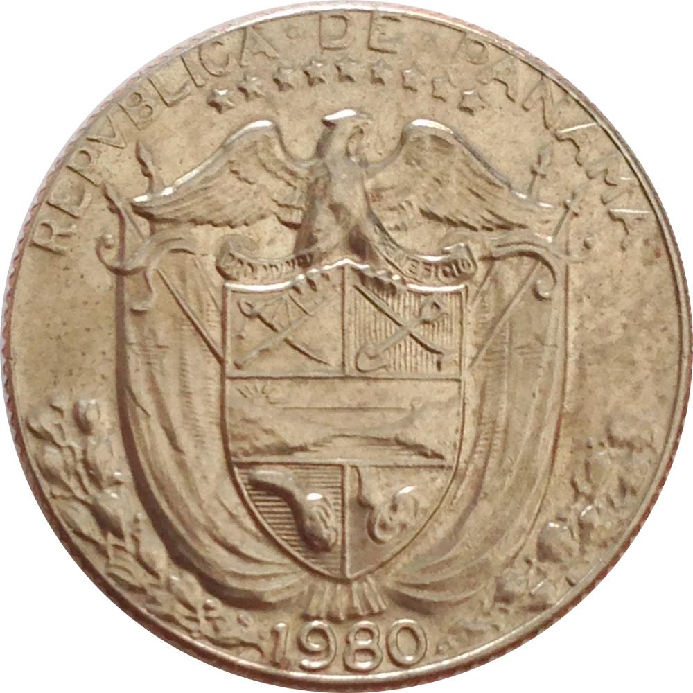 1 D 233 Cimo Panama Numista