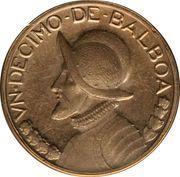 1/10 Balboa (Piedfort) – reverse