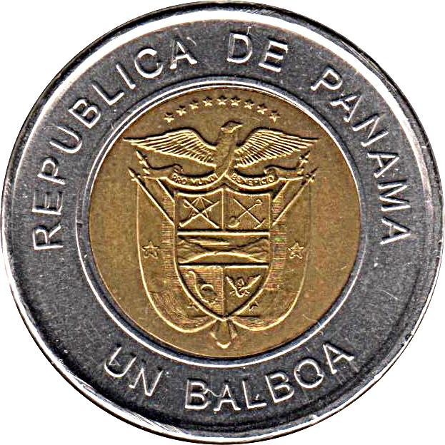 1 Balboa - Panama – ...