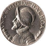¼ Balboa -  reverse