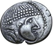 Tetradrachm (Velemer mit Gesichtsrand Type) – obverse