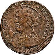 2 ½ Baiocchi - Pius VI – obverse