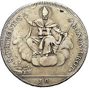 50 Bolognini - Pius VI -  reverse