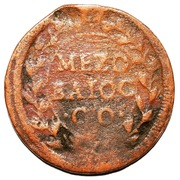 ½ Baiocco - Innocent XII – obverse