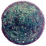 ½ Baiocco - Alexander VII – reverse