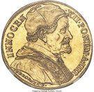 4 Scudi d'Oro - Innocent XII – obverse