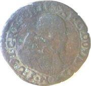 1 Quattrino - Gregory XV – obverse