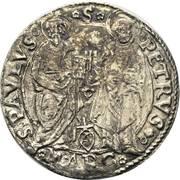 1 Giulio - Julius II – reverse